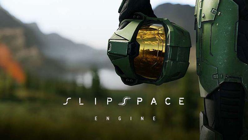 《光环:无限》的Slipspace引擎是全球最先进的