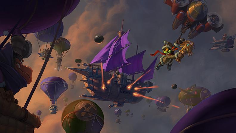 《炉石传说》16.0补丁上线后玩家问题回复