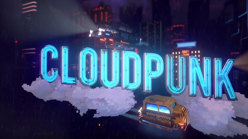 《云城朋克》将于4月24日登陆Steam